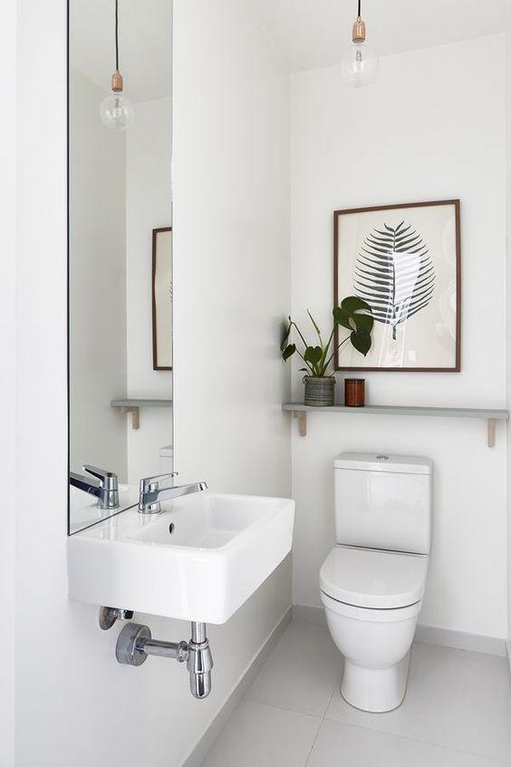 banheiro decorado plantas 10