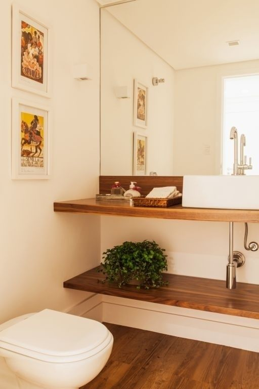 banheiro decorado plantas 5