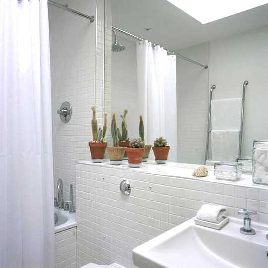 banheiro decorado plantas 8