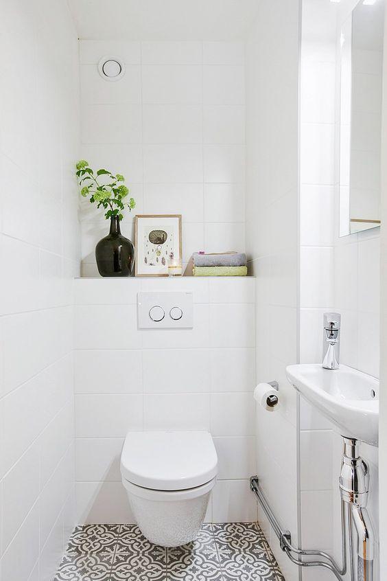 banheiro decorado plantas 9