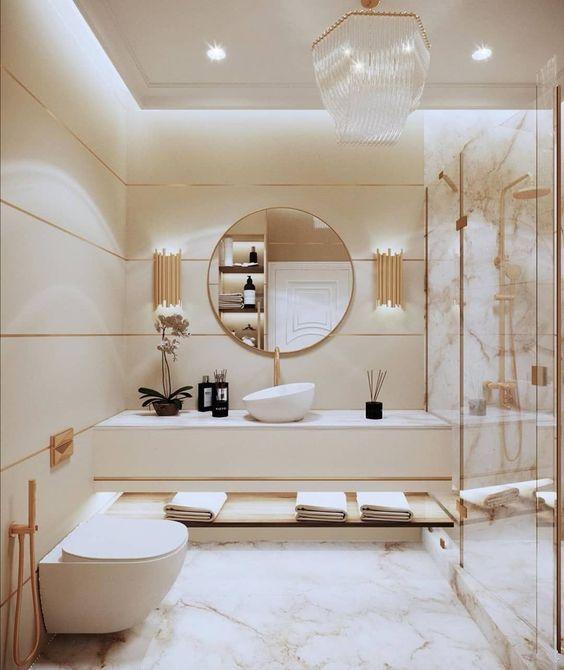 banheiros de luxo 1