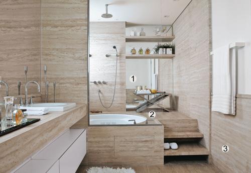 banheiros de luxo decorados modelos