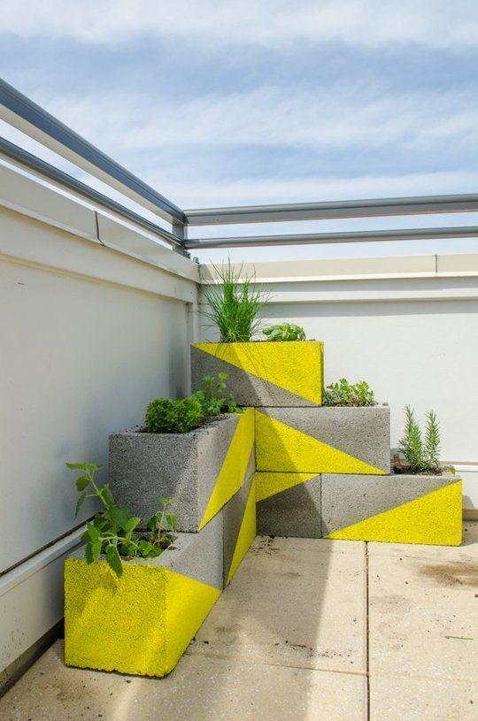 blocos cimento jardim 15