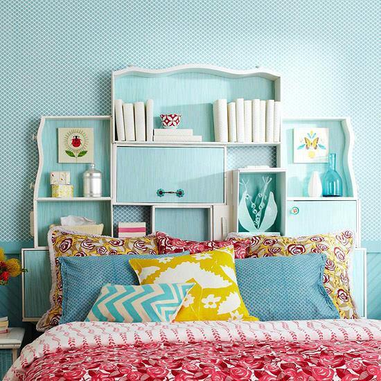 cabceira cama gavetas