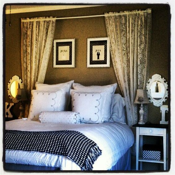 Cabeceiras de cama - Cortinas para cama ...