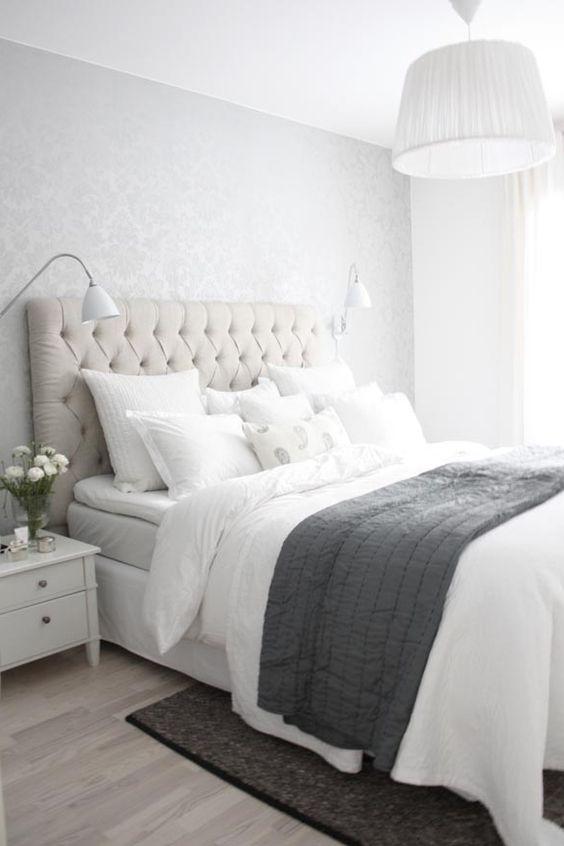 cabeceira cama simples