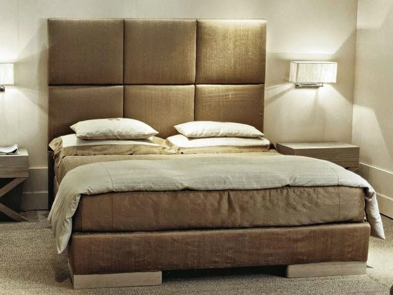 Camas e cabeceiras modernas - Modelos de cabeceras de cama ...