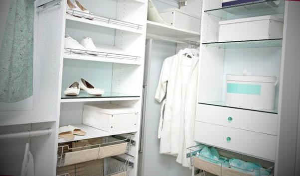 caixas organizadoras armario roupas