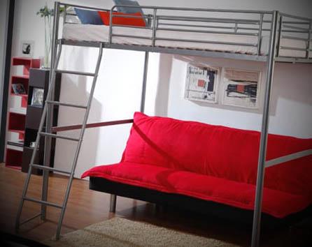 cama alta moderna barata
