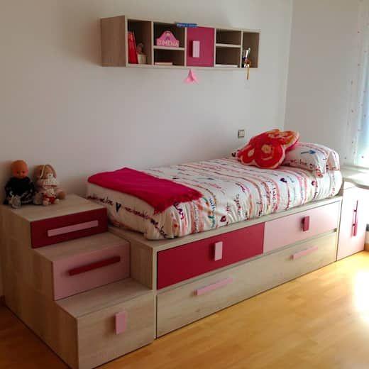 cama moderna crianca estudio