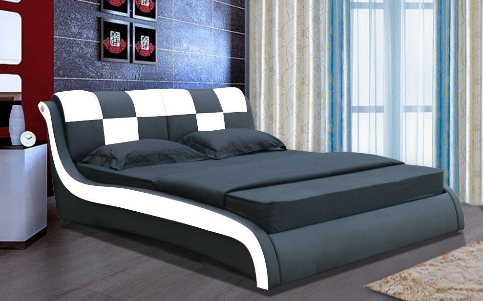 cama moderna luxo