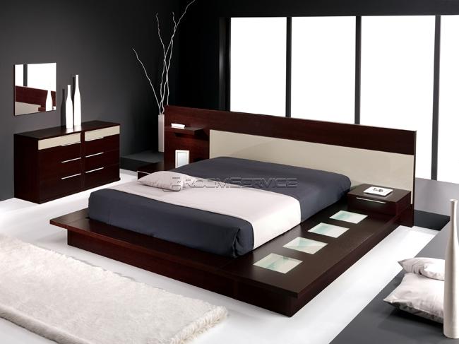 cama moderna zen