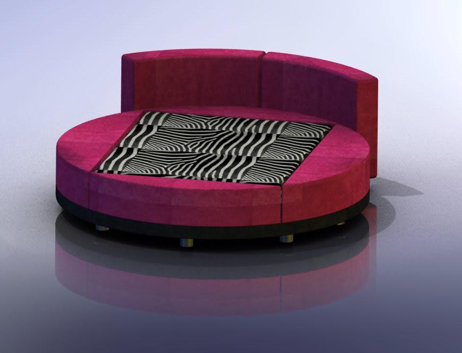 cama redonda 2013
