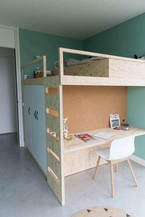 camas elevadas modernas 4