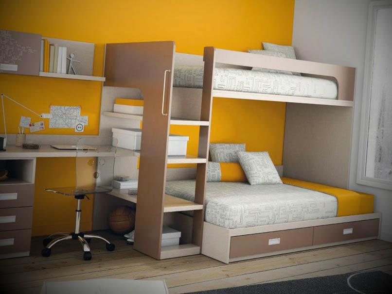 camas elevadas modernas