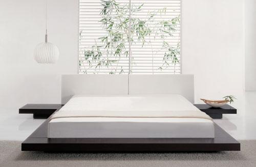 camas japonesas modernas