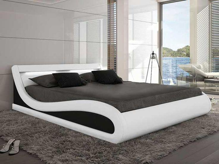 10 modelos de camas e cabeceiras modernas for Recamaras con cabecera tapizada