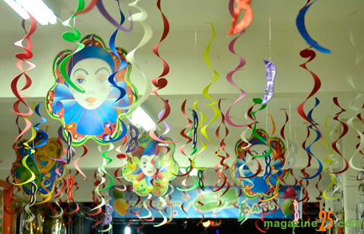 carnaval decoracao