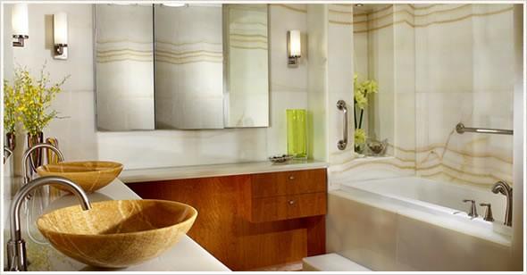 casa banho moderna