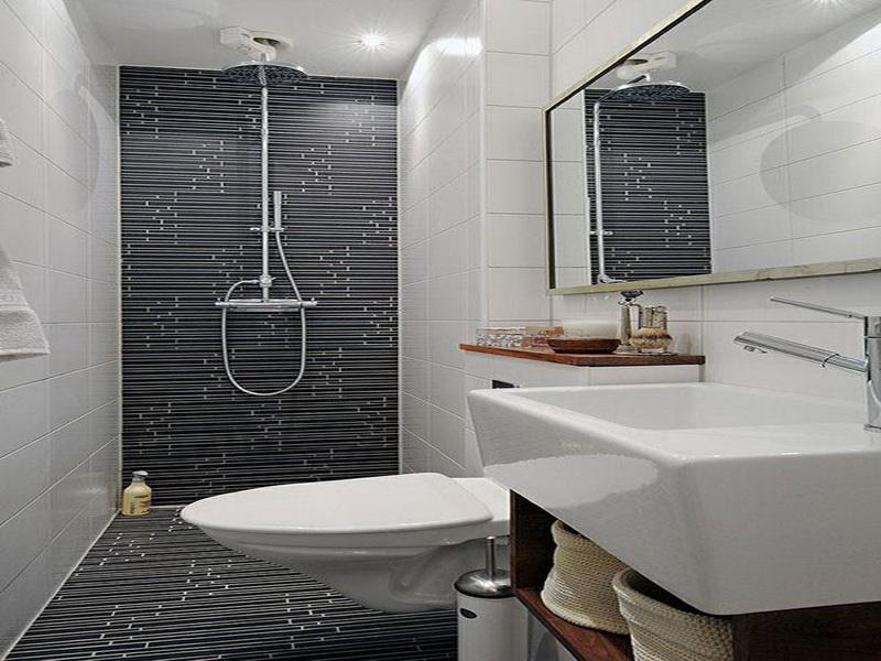 casa de banho pequena decorada
