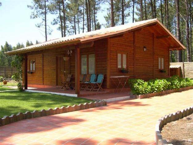 Casas de madeira - Casas madera portugal ...