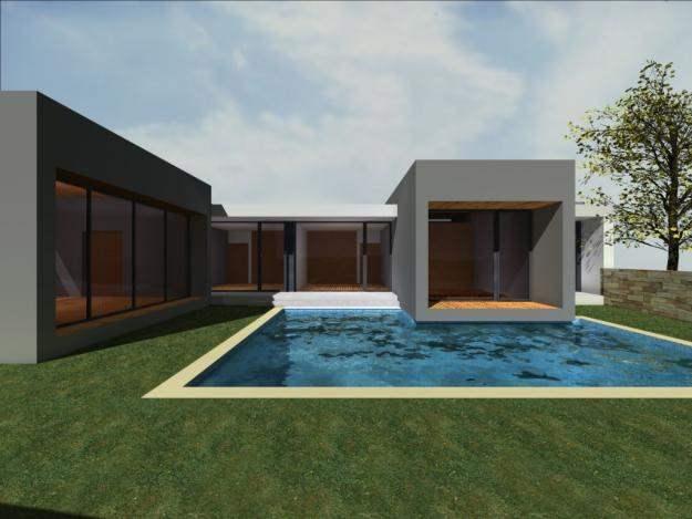 casas modernas com piscina fotos