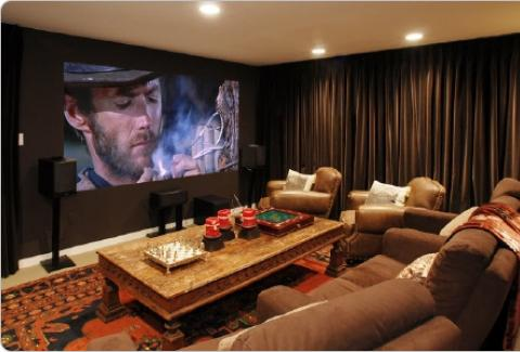 cinema casa