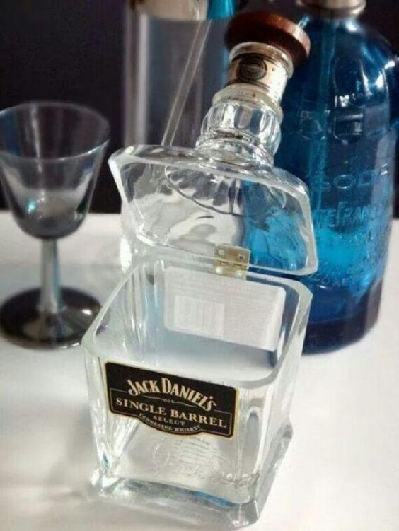 como cortar uma garrafa de vidro 1