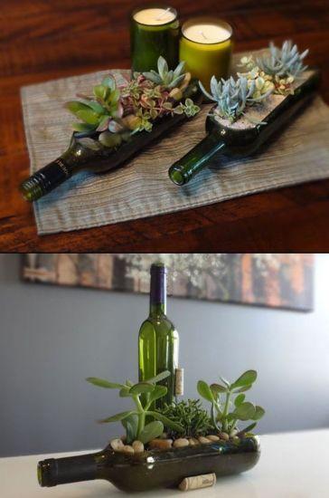 como cortar uma garrafa de vidro 9