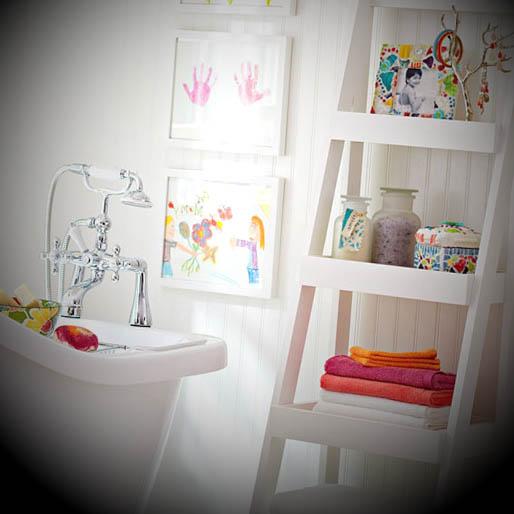 como decorar banheiro antigo