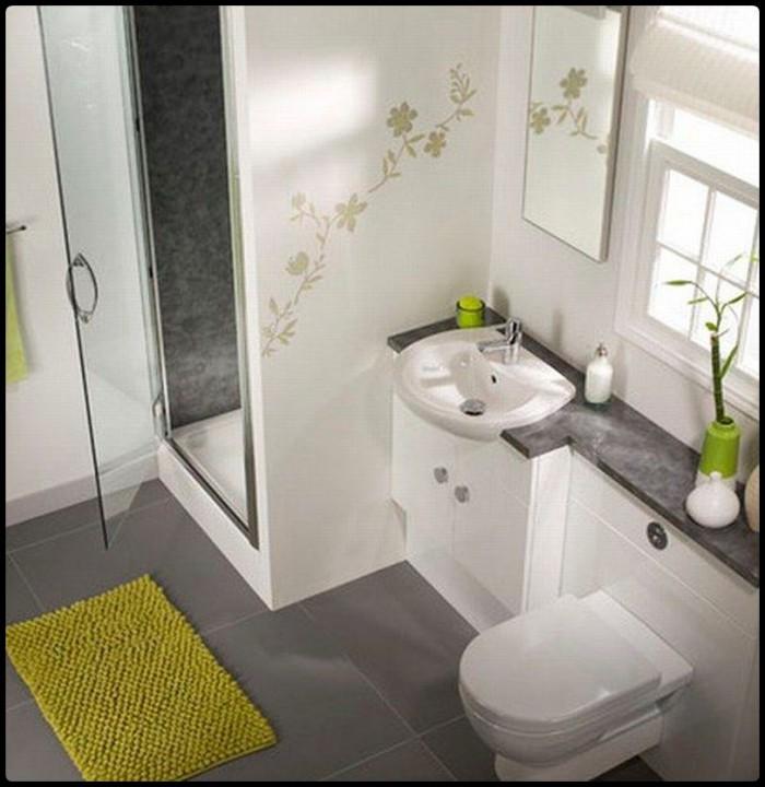 como decorar casa de banho pequena