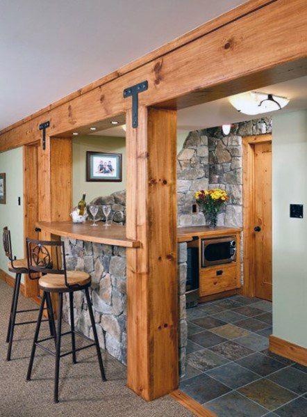 como decorar casas de estilo rural 1