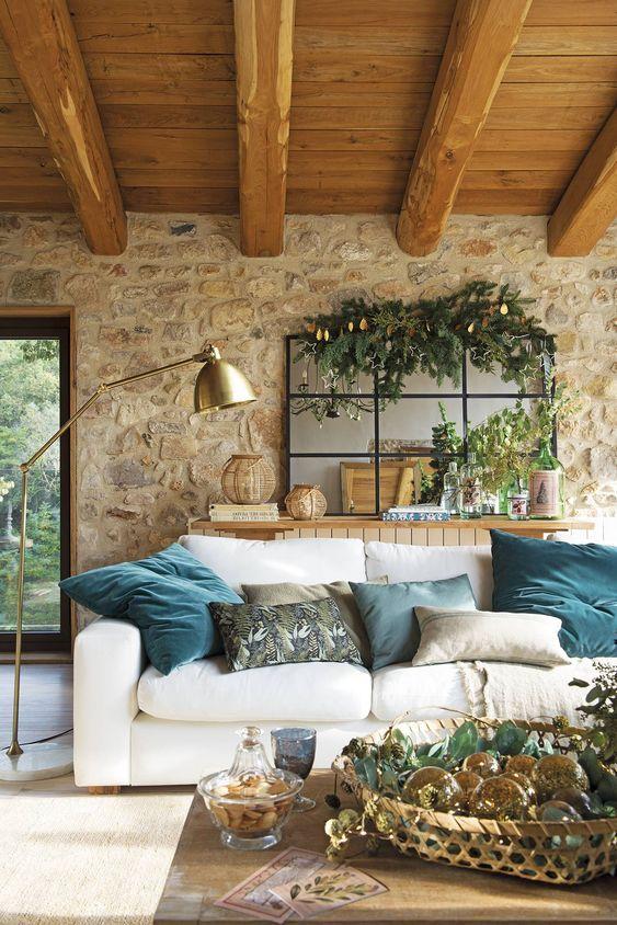como decorar casas de estilo rural 3