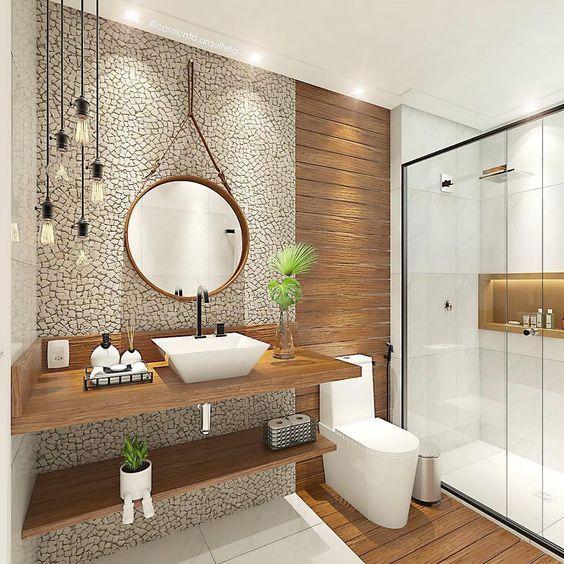 como decorar o lavabo 2
