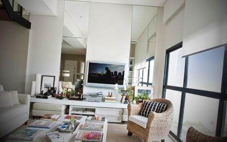 como decorar um apartamento de luxo