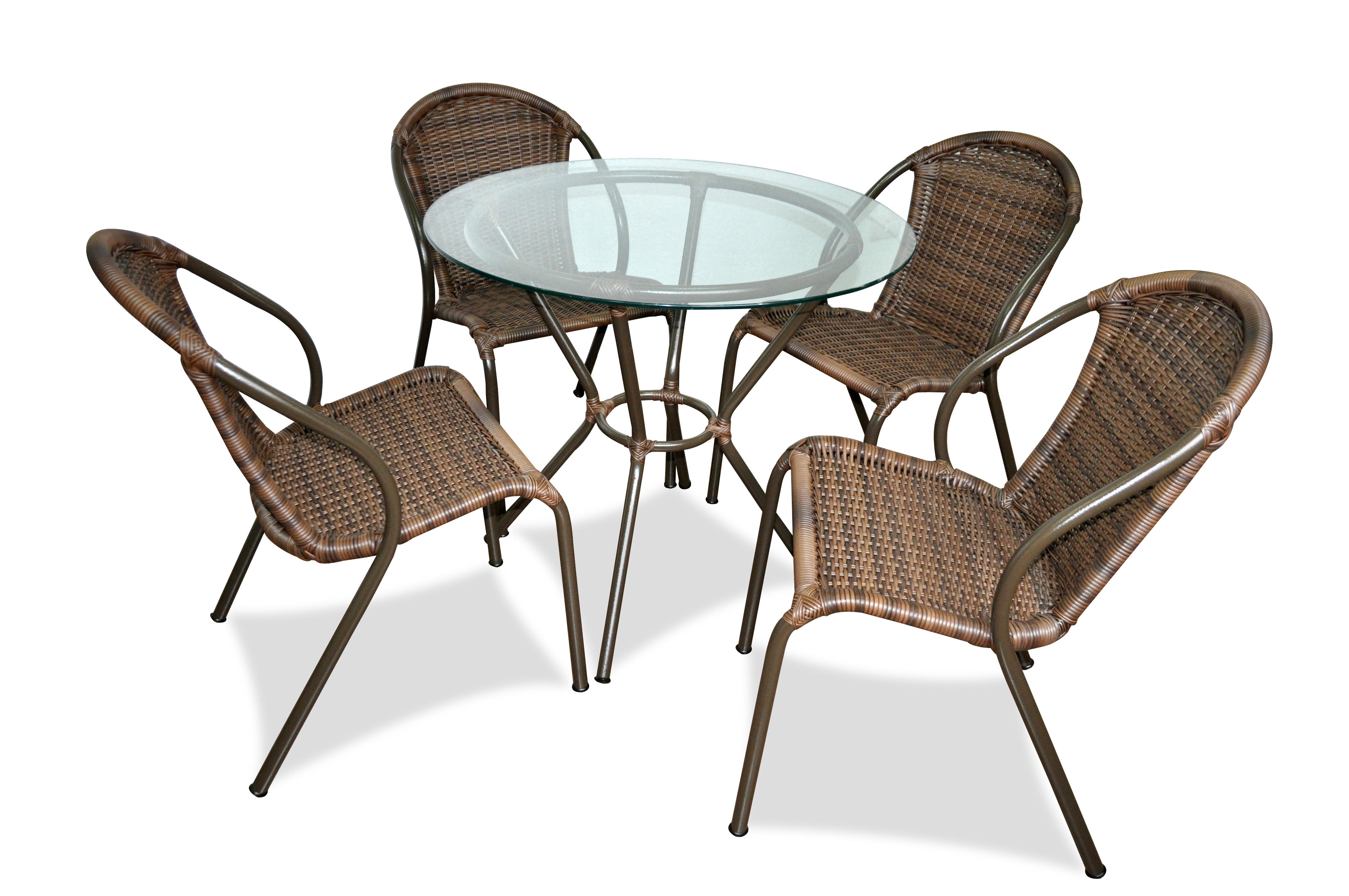 conjunto cadeira e mesa luna