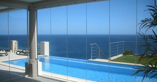 cortina vidro modelo