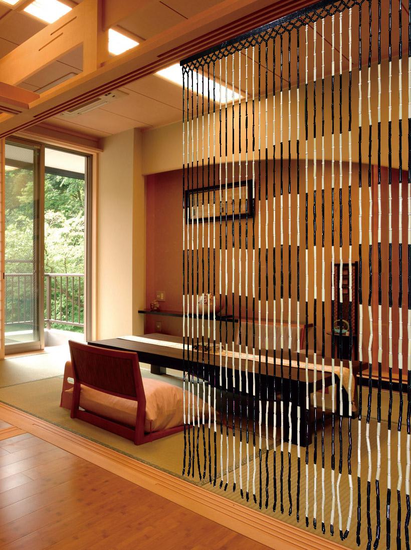 Cortinas De Bambu