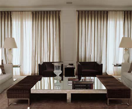 cortinas decorativas quarto