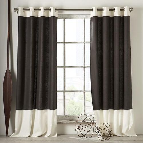 cortinas e cortinados modernos