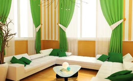 cortinas modernas para salas