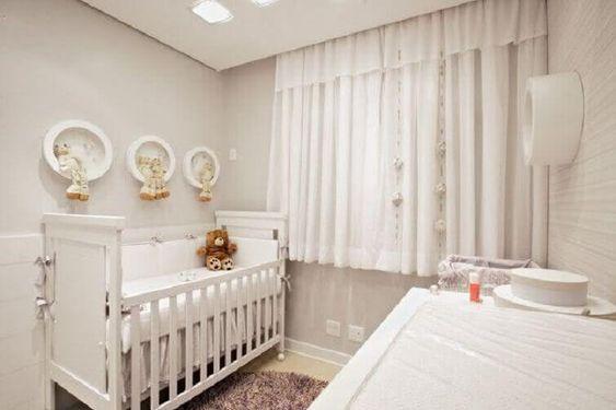 cortinas quarto curta infantil