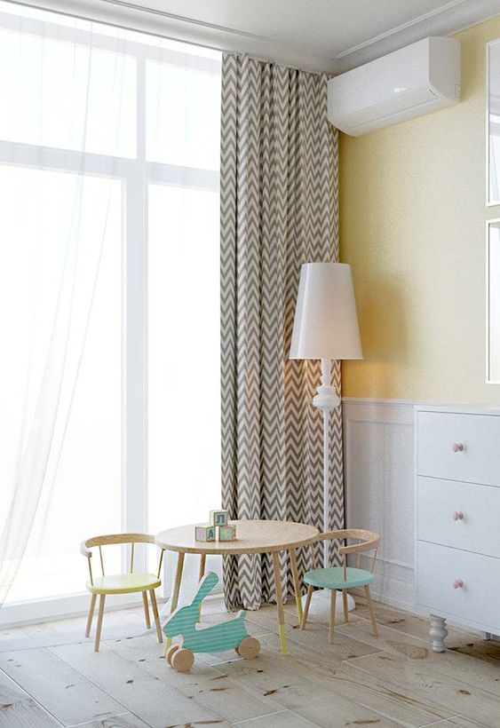 cortinas quarto infantil