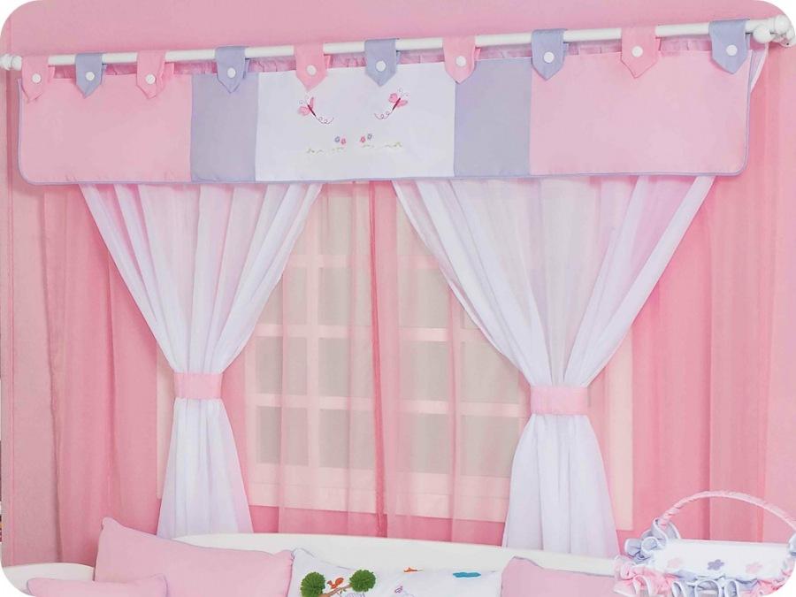 Cortinas para quarto de beb confira os modelos - Cortinas para bebe nina ...