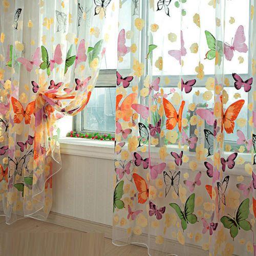 cotina quarto criativa borboletas