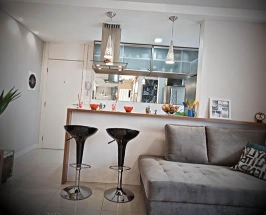 cozinha integrada pinterest