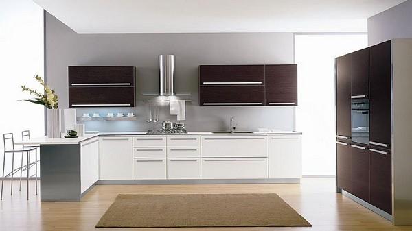 cozinha moderna branca stosa