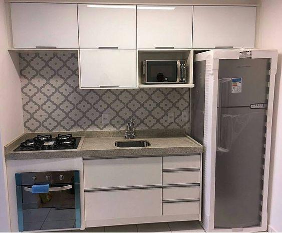 cozinha planejada apartamento dica