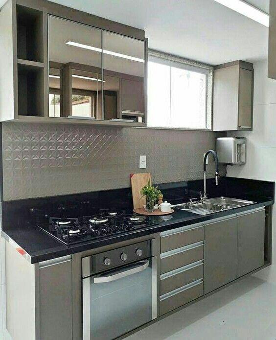 cozinha planejada apartamento ideias