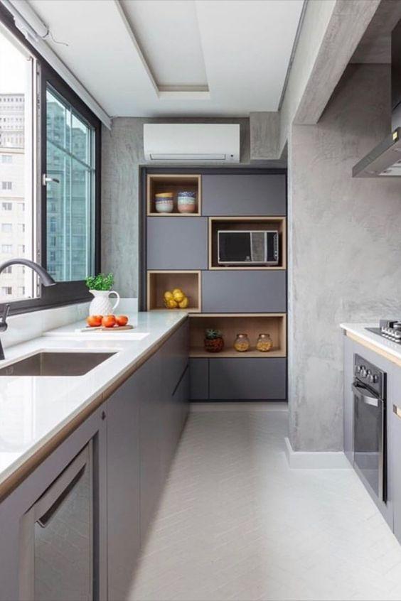 cozinha planejada armarios